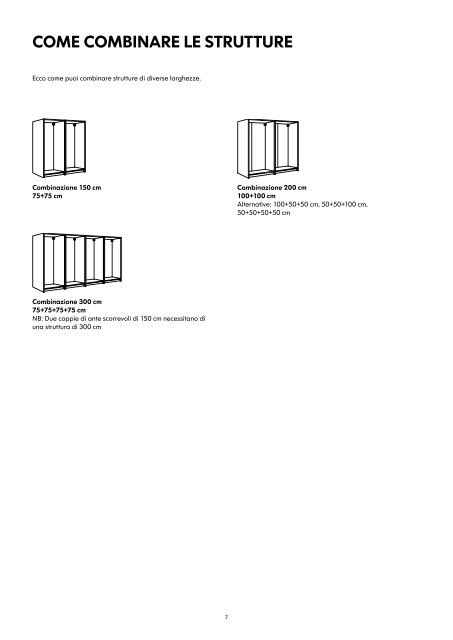 Ikea Pax 3 Ante Scorrevoli.Tutte Le Ante Scorrevoli