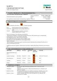 Karta bezpieczeństwa (MSDS) (382.6 KB - pdf) - Jula