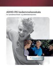 ADHD RS skema - citybup.dk