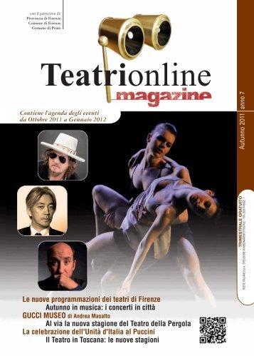 Marco Orangi - Teatri Online