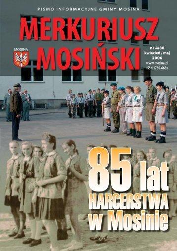 Wydanie Nr 4/38 (kwiecień/maj 2006) - Mosina, Urząd Miasta