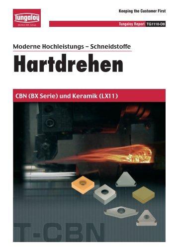 Moderne Hochleistungs - Schneidstoffe CBN (BX Serie) und ...