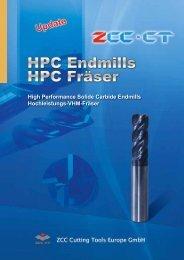 High Performance Solide Carbide Endmills Hochleistungs-VHM ...