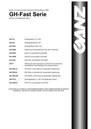 GH-Fast Serie - CBC CCTV
