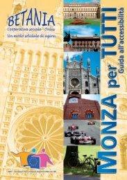 Monza per tutti - European Network for Accessible Tourism
