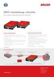 DMC5 - Hochleistungs - Umrichter - Brusa Elektronik AG