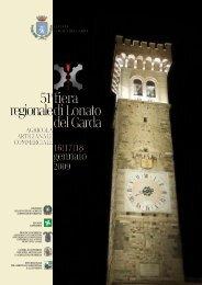 Speciale Fiera 2009 (9.86 MB) - Comune di Lonato del Garda
