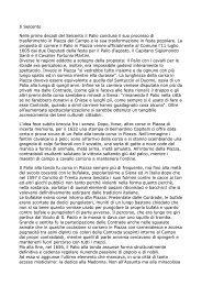 Il Seicento - Comune di Siena