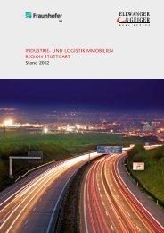 Ellwanger & Geiger: Marktbericht Industrie und Logistik