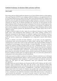 Galantara e la missione della caricatura nell'arte - Centro Studi ...