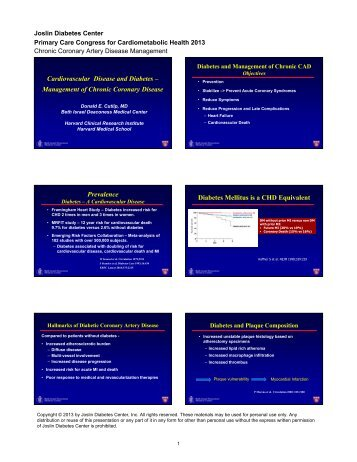 Chronic Coronary Artery Disease Management - Dr Cutlip.pdf