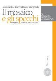 Indice 3A. Dalla crisi del Trecento al Rinascimento - Editori Laterza