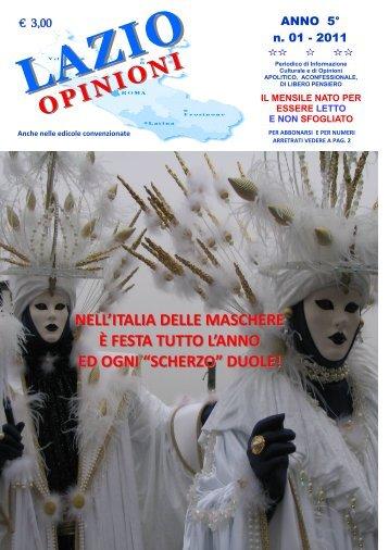 Numero 1 - Lazio Opinioni