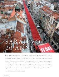 Sarajevo 20 anni - Palazzo Ducale