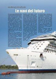 Le navi del futuro - Porto & diporto