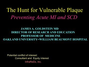 The Hunt for Vulnerable Plaque - SignUp4