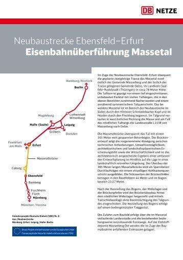Flyer PDF - Verkehrsprojekt der Deutschen Einheit 8