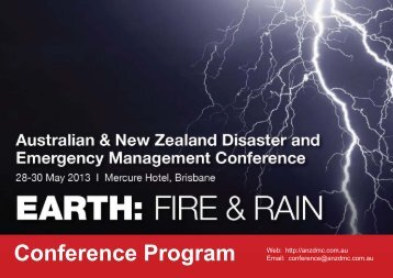 Download - Australian and New Zealand Disaster Management ...
