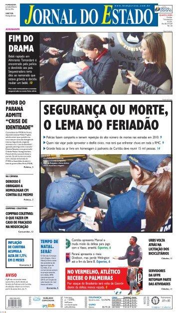 FIM DO DRAMA - Bem Paraná