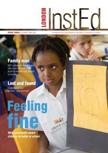 Issue 3 - Institute of Education, University of London