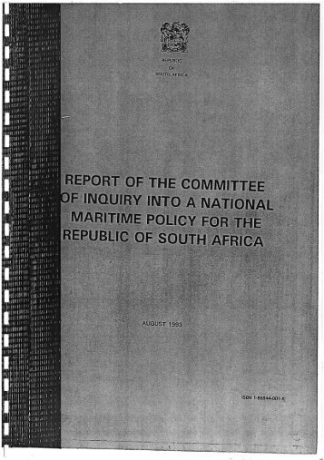 Floor Report of the Committee of Inquiry.pdf - Maritime Law ...