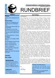 Rundbrief 24.pub - Transparency International