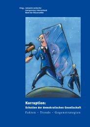 Korruption: - Netzwerk Recherche