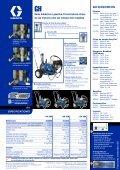 320585S , GH Pulverizadores hidráulicos a gasolina - TECMAPRO - Page 2