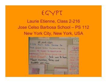 EGYPT - Trillium Learning Portal