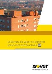 La Barrera de Vapor en distintas soluciones constructivas - Isover