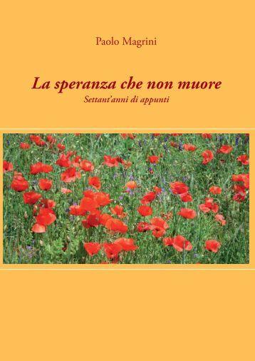 Scarica il libro completo in versione PDF - Paolo Magrini