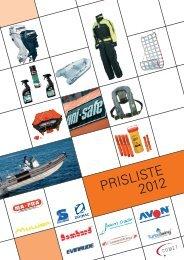 PRISLISTE 2012 - Uni-safe A/S