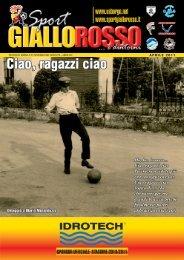 sgr aprile 2011.indd - Sport GialloRosso