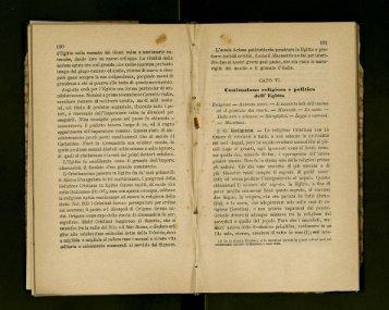 Capo VI. Constituzione religiosa e politica dell´Egitto - cdigital