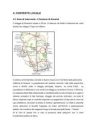 parte seconda - Agronomi e Forestali Senza Frontiere