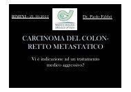 Dr. Paolo Fabbri - Oncologia Rimini