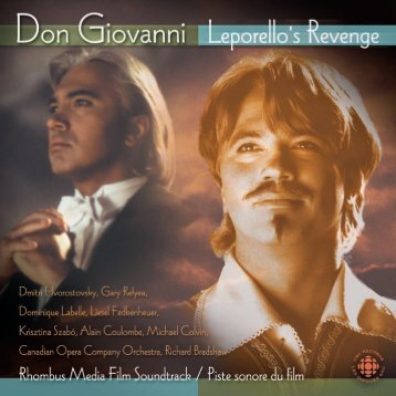 Don Giovanni - Naxos Music Library