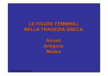 Presentazione del progetto e materiale didattico - N. Zingarelli