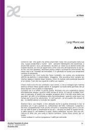 Archè - Amaltea