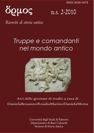 n.s. 2-2010 - Societa italiana di storia militare