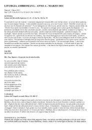 Commenti Rito Ambrosiano - 03 Marzo 2011.pdf - Padre Lino Pedron
