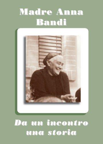 Madre Anna Bandi - Suore Pianzoline