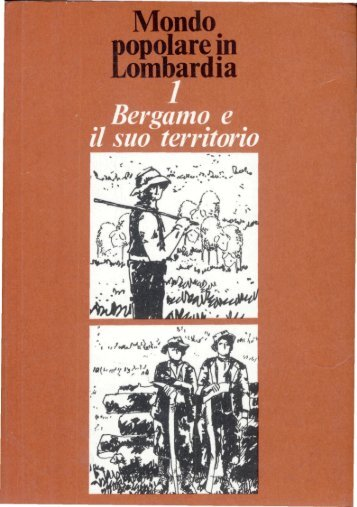 Fiabe bergamasche - Vittorio Volpi