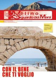 Il Velino, lo Sguardo dei Marsi Anno III, numero 47/13 del 15 luglio ...