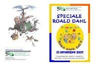 Bibliografia su Roald Dahl - biblioteche della Provincia di Bergamo