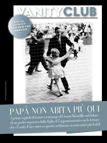 PAPÀ NON ABITA PIÙ QUI - Style.it