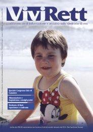 Numero n.45 - Associazione Italiana Sindrome di Rett