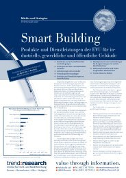 Smart Building - trend:research