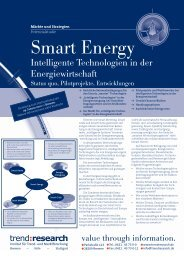 Smart Energy - trend:research