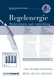 Regelenergie - trend:research